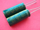 10X SANYO 16V 3300UF Electrolytic Capacitor 10X25mm New