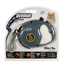 Avenue Retractable Lead Leash XS Great Up to 20lb. Dog