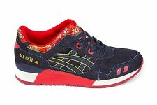 Asics Gel Lyte III Kimono in Navy/Navy H5L2N.5050 Sizes 7-13 BNIB