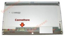 "HP Compaq HP G62-B50SJ LCD Display Schermo Screen 15.6"" 1366x768 LED ics"