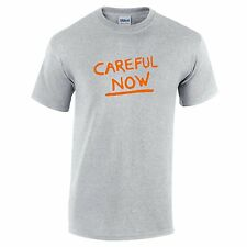 Careful Now Father Ted inspired Irish comedy sitcom TV nostalgia funny T-shirt.