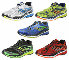 New Saucony Men's Guide 8 Running Sneaker - All Widths and Colors