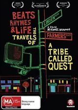 Beats, Rhymes & Life - The Travels Of A Tribe Called Quest - DVD Region 4 Brand