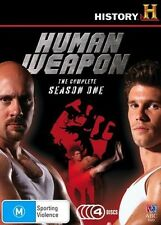 Human Weapon: Complete Season One - DVD Region 4 Brand New Free Shipping