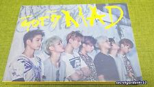 GOT7 MAD [Horizontal Ver.] 4th Mini Album : CD+52p booklet+Photocard+Poster+Gift
