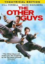 The Other Guys (DVD, 2010, Rated) New/1st class shipping