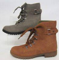 """Spot On Ankle Boots Soft Material ,Victorian, Worker """"F5716"""" Tan or taupe (R7b)"""