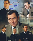 GEORGE BAKER SIGNED 8x10 PHOTO - UACC & AFTAL & ACAF RD AUTOGRAPH