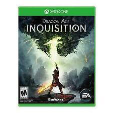 Dragon Age: Inquisition (Xbox One, 2014)  *Factory Sealed*