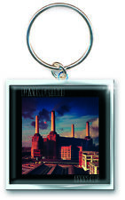 Pink Floyd Animals Album Cover Image Metal Keychain Keyring Fan Gift Official