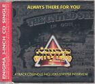Stryper Always There For You +3 3 inch US CD Single Michael Sweet Christian Rock