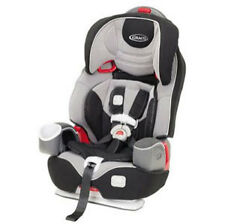 Graco Nautilus 3-in-1 Car Seat - Steel Reinforced Frame ,Matrix