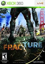 Fracture XBOX 360 COMPLETE MINT