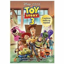 Toy Story 3 (Spanish Edition), Good DVDs