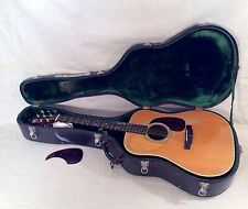Vintage 1961 C.F. Martin D-28 Acoustic Guitar with Original Case 1960's Amazing