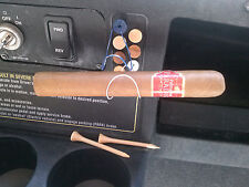 Stogie Caddy Cigar Holder For Your Golf Riding Cart! Simple, Effective!