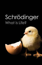 What is Life?: With Mind and Matter & Autobiographical Sketches BOOK Schrodinger