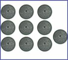 10 x 25mm ROUND BASE NEW! 40k Warhammer bases