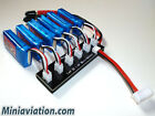 Eflite E-Flite Parkzone UMX / Blade MCPX BL 130x Battery 1-6 Pack Charge Adapter