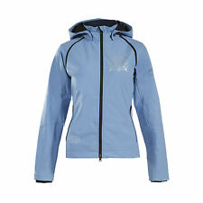 Horze Crescendo Minka Women's Softshell Jacket - Little Boy Blue - XX-Small