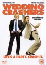 WEDDING CRASHERS - R2 DVD - Owen Wilson, Vince Vaughn
