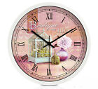 European Fashion Quartz Mute Living Room/Bedroom/Study 12-inch Wall Clock KT-215
