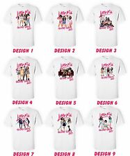 Little Mix Girls T Shirt Kids Get Weird Concert Tour 2016 Kids Unisex Childs Top