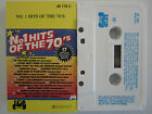 NO 1 HITS OF THE 70's SMOKIE BEE GEES VARIOUS ARTISITS RARE CASSETTE TAPE