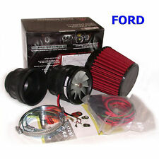 Intake Supercharger Kit Turbo Chip Performance (Universal Fitment) for Ford