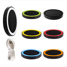 Qi Wireless Power Pad Charger For Nokia Nexus Samsung Galaxy S3 S4 Note2 iPhone