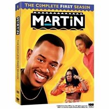 Martin: The Complete First Season (DVD, 2009, 4-Disc Set)