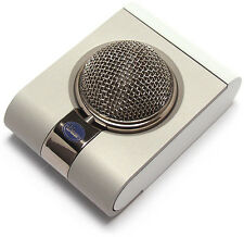 Blue Snowflake Compact USB Condenser Microphone, New!