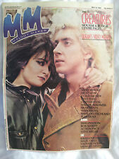 SIOUXSIE-ORIGINAL COLOUR PIC OF SIOUXSIE FRONT OF MELODY MAKER-83-THE CREATURES