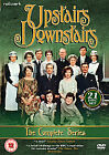 Upstairs Downstairs The Complete Series Dvd Boxset Brand New & Factory Sealed