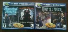 Haunted Hotel 3 , Haunted Legends, Haunted Manor, Lord of mirrors,Queen of Death