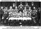 DUNFERMLINE TEAM PRINT 1926 (DIVISION 2 CHAMPIONS)
