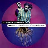 Reachin' (A New Refutation of Time and Space) by Digable Planets (CD, Feb-199...