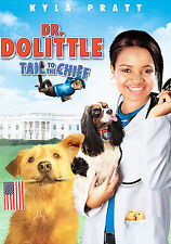 LOWE$T BUY 4 DVD GET1 FREE Dr. Dolittle: Tail to the Chief Fun Clean Kids Movie