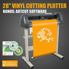 """28"""" VINYL CUTTING PLOTTER 3D-SHADOW SIGN CONTOUR CUTTING NEW GENERATION GREAT"""