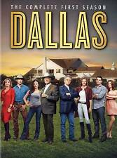 Dallas: The Complete First Season 1 ONE(DVD, 2013, 3-Disc Set) NEW