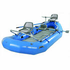 2016 14' Saturn Whitewater Raft (Outfitter) with NRS Fishing Frame Package