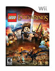 LEGO Lord of the Rings -- Nintendo Wii Game -- CiB NM -- SEE DESCRIPTION