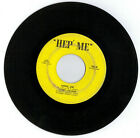 "1971 northern soul 45 rpm 7"" record rare bobby lacour hep me # 104 hippie joe"