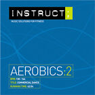 Pure Energy Instruct Aerobics 2 Music CD for Fitness