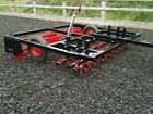 Master Leveller/ Manege / Arena / Menage Grader. For Fibre and Synthetic Surface
