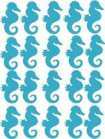 20 Seahorse  sticker's, tiles ,cars, glass, walls, laptops