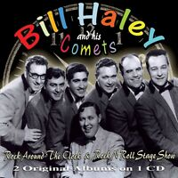 Bill Haley & The Comets - Rock Around The Clock & Rock N Roll Stage Show CD