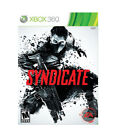 Syndicate Xbox 360 *NEW* *SEALED*
