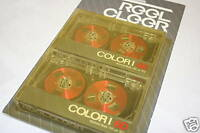 Red Reel to Reel Cassette Tapes