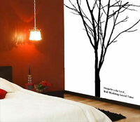LARGE Wall Decor Decal Sticker Removable Vinyl tree